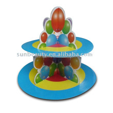 Fascinating Corrugated Paper Cupcake Stand for Sale