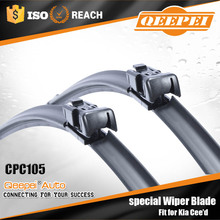 CPC105 Car Front Window Soft Wiper Blades For Lancia Delta II