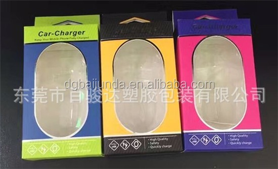 custom usb charger cables packaging