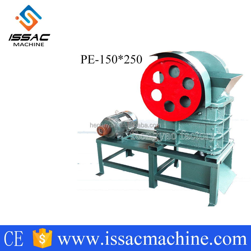 IS-150x250 power Jaw Crusher for Stones Maganetic