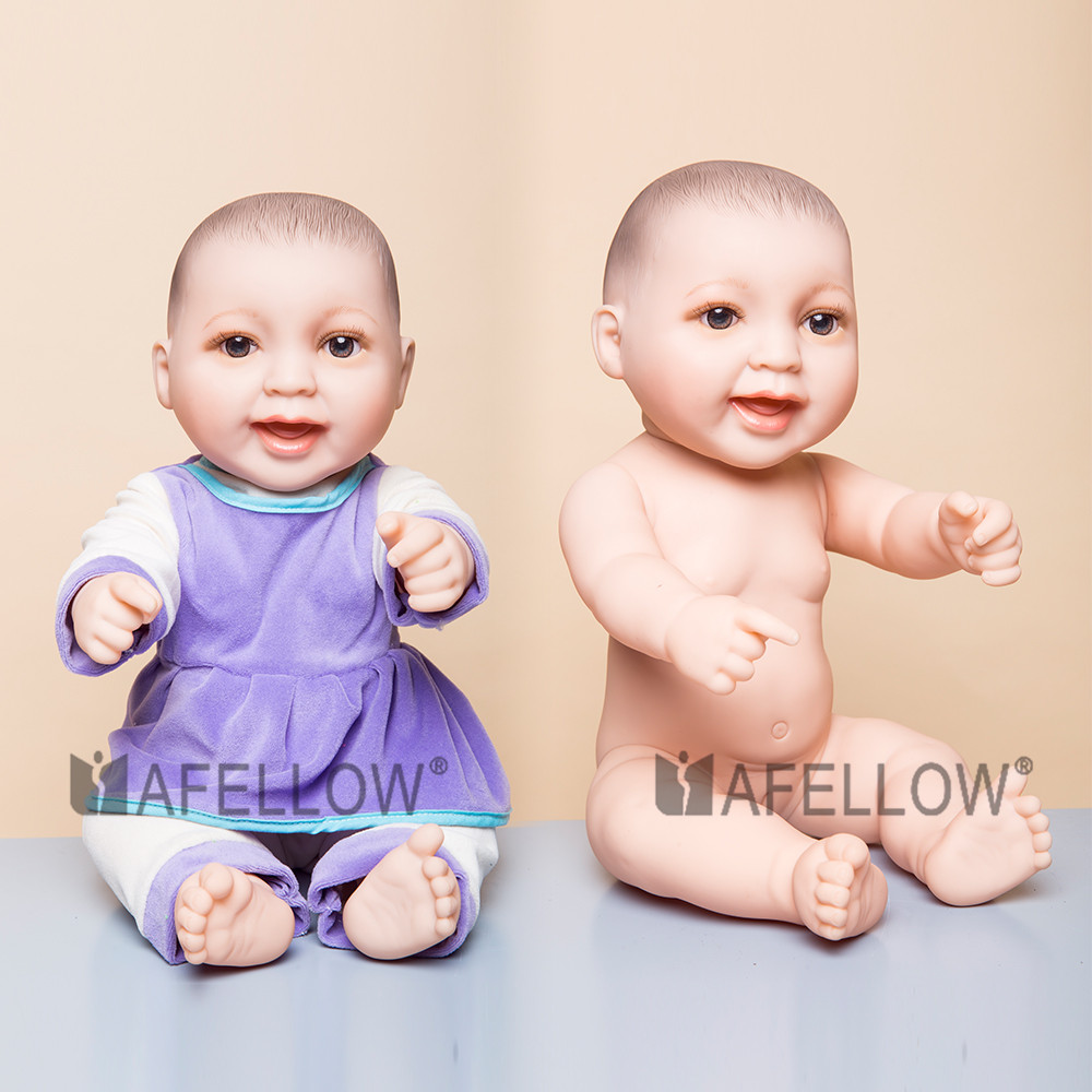 Little Baby cheap PVC kids mannequin realist infant model JOY7