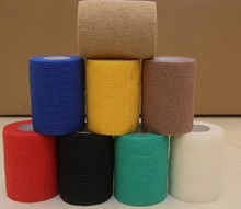Practical Non-woven Self-adhesive Elastic Bandage Basketball Kneepad And Ankle Elastic Bandage