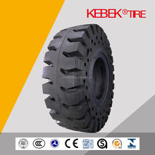 Rubber 17.5-25 China Top Seller Solid Tyre
