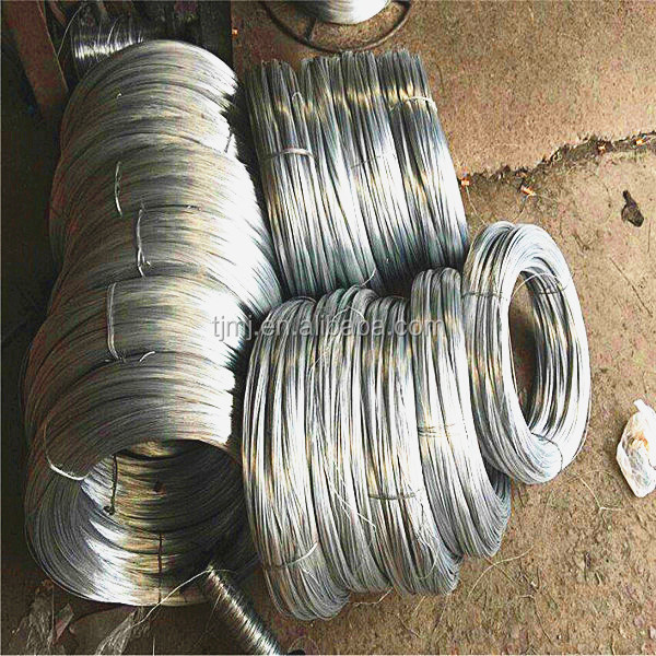 Galvanized Steel Wire With Lowest Price