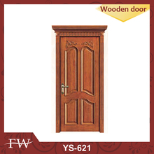Fine workmanship Customized interior solid oak/pine door YS621
