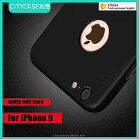 city&case 2016 oem free sample silicone cover for iPhone 6 6 plus