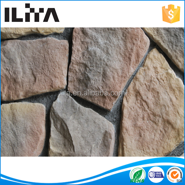 Construction Stone Decorative Panel Stone Exterior Wall Cladding