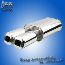 small car exhaust parts muffler to replace standard small engine muffler