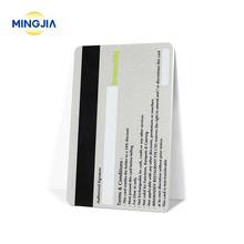CR80 30Mil Blank White PVC Plastic Credit, Gift, Photo ID <strong>Cards</strong> With HiCo Magnetic Stripe