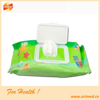 Comfort Touch best price baby wipes, OEM Hot Sale Disposable wet tissue