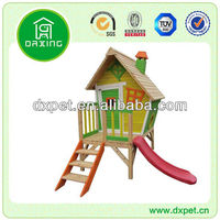 Wooden Cubby House DXPH004