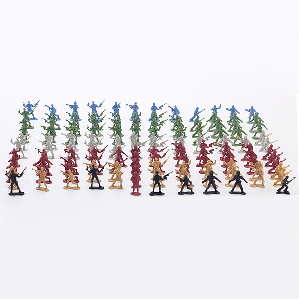 So many plastic toy soldier for sale