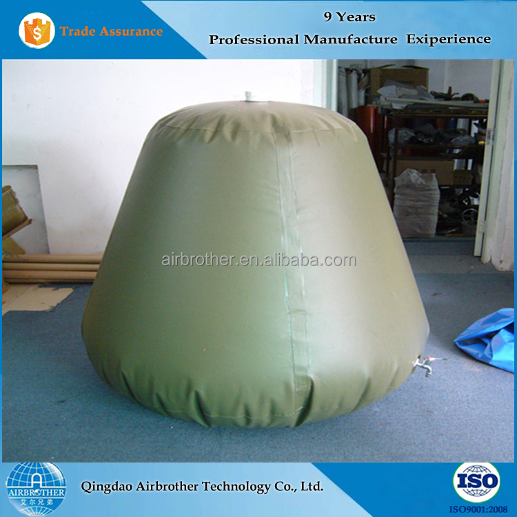 High Quality PVC Collapsible 1000 Liter Plastic Water Tank
