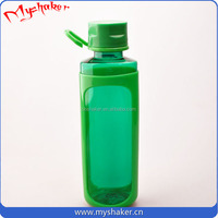 MY-31 good quality water bottle,sports drink,2016 top selling model with hanger plastic bottle