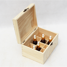 Best selling custom wooden box for promotion gifts dafuyuan