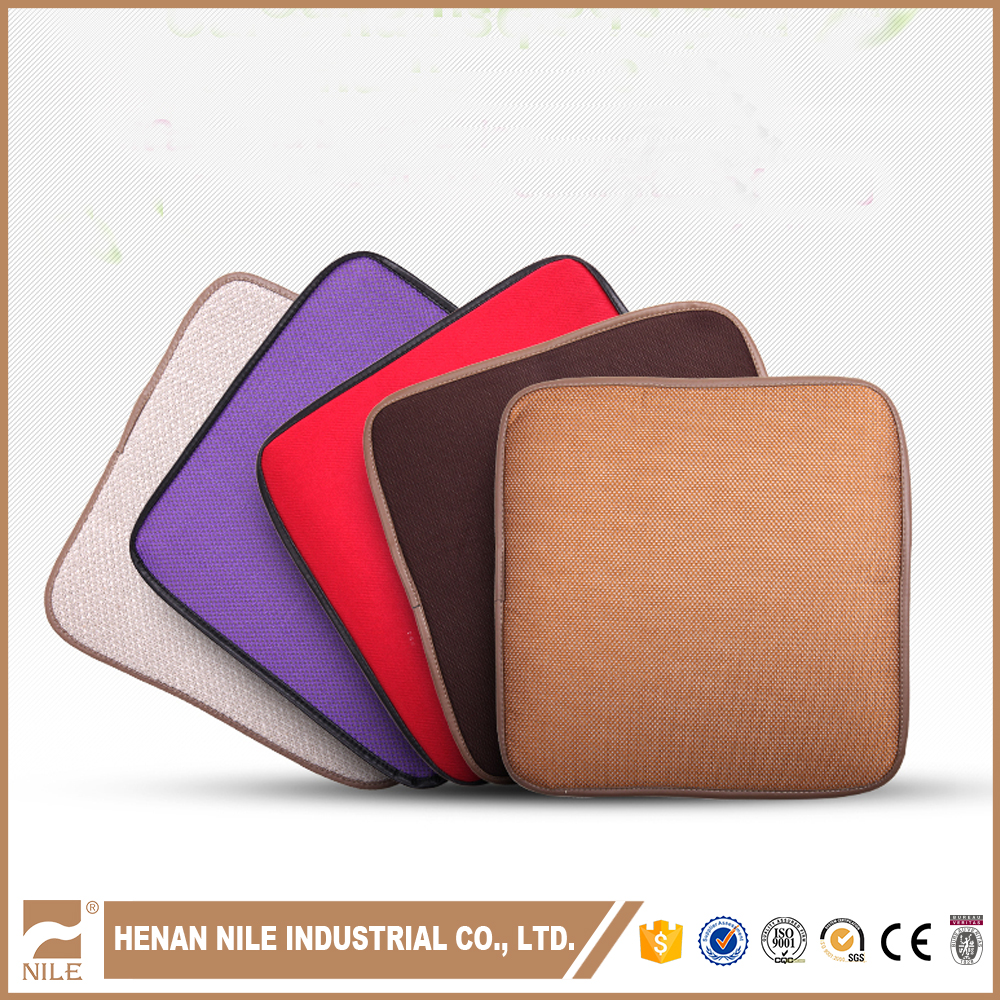 Best selling 5 colors office chair stadium bus/car drivers seat cushion