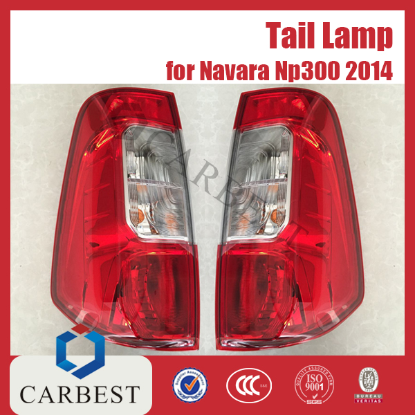 High Quality New Auto Rear Tail Lights for Nissan Navara Np300 2014