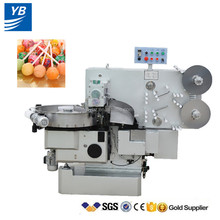 High Capacity Automatic Lollipop Bunch Flow Wrapping Machine