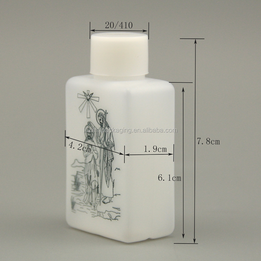 Religious Packaging 40ml Anointing Oil Bottle