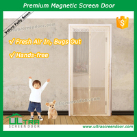 Cheap Mesh Anti Mosquito Magnetic Screen Door Lowes