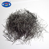 high tenacity hook end steel fiber for airport runway