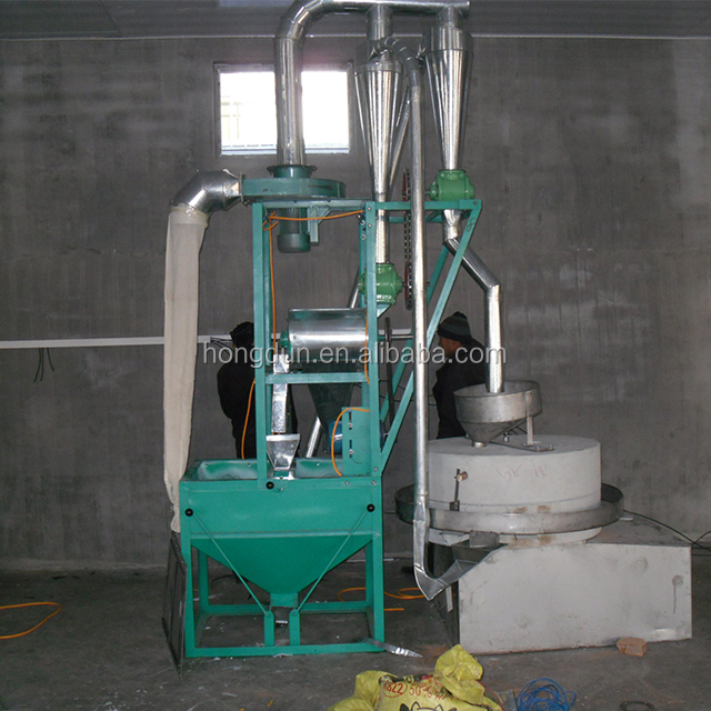 Low Noise Energy Saving Stone Grinder Mill