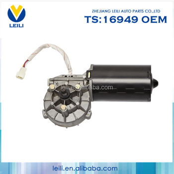 Factory Flat Auto Parts Best Price 24 v dc motor