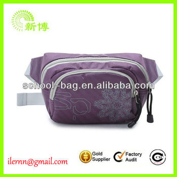 600D waterproof waist pack