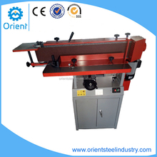 "HORIZONTAL & VERTICAL 6X100"" DISC WITH OSCILLATING FUNCTION WOOD SANDING MACHINE"