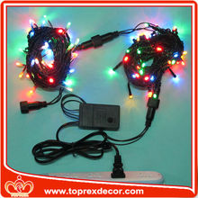 New products christmas tree decorative 2013 ul led string light