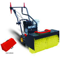 warehouse cleaner HS600A manual push street sweeper