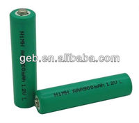 NiMH AAA 900mAh Low Self Discharge Rechargeable Battery