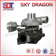 Turbocharger Rebuilt Kit GT1544V 740611 28201-2A400 Turbo Repair Kit for CRDi D4FA D4FB Engine
