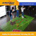 alibaba magic 3d interactive advertising floor projection with games like racing car