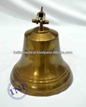Antique Brass Ship Bell, Marine Brass Door Bell, Gift Ship Bell