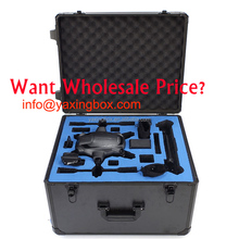 Aluminum Case Suitcase Trolley Box For Yuneec Typhoon H H480 Drone RC Quadcopter