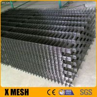 A142 mesh steel Material concrete reinforcement wire mesh A6 size mesh