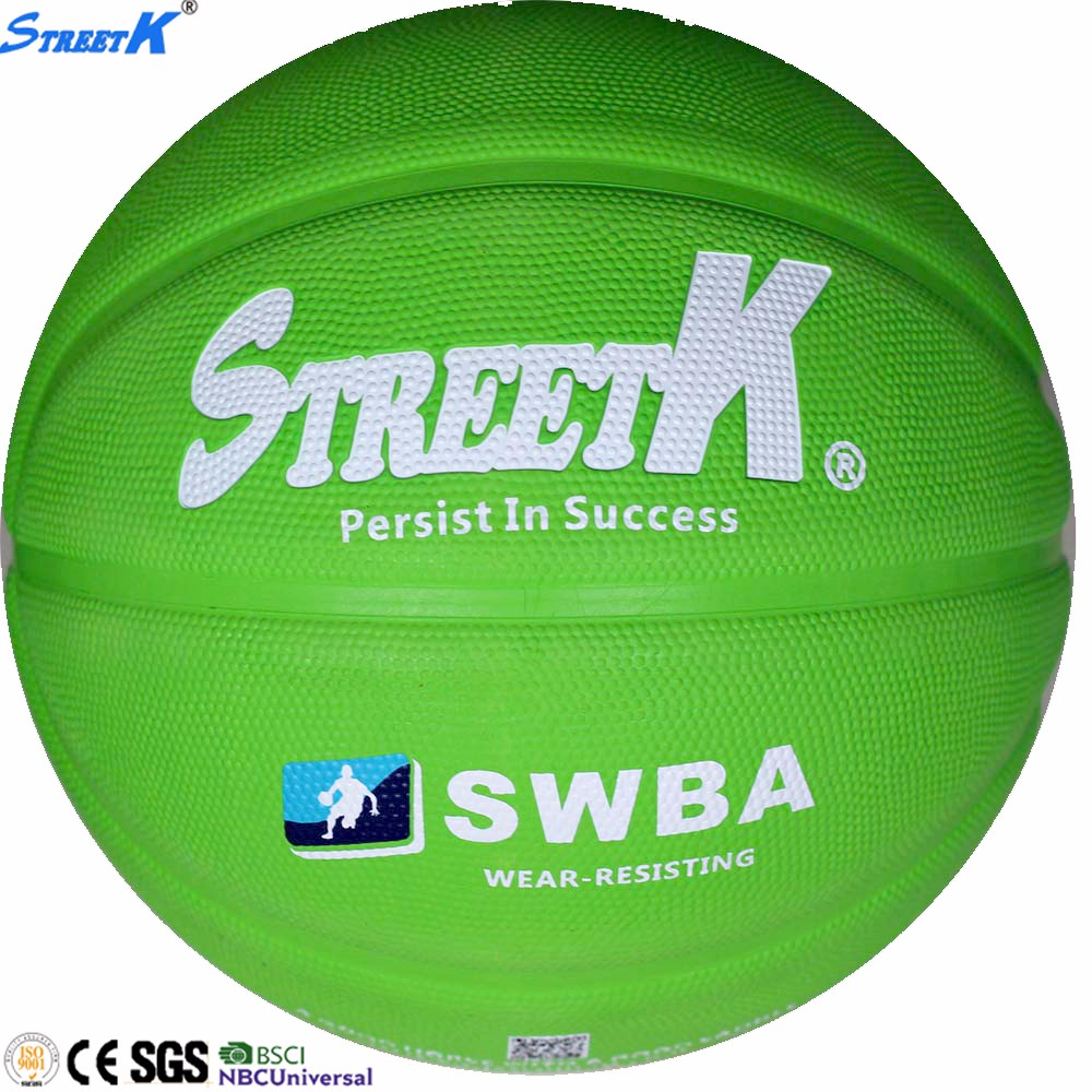 cheap rubber promotional mini rubber basketball wholesale