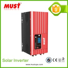 Low frequency 60hz 50hz pure sine wave inverter 48v to 220v home power off-grid 5KW inverter