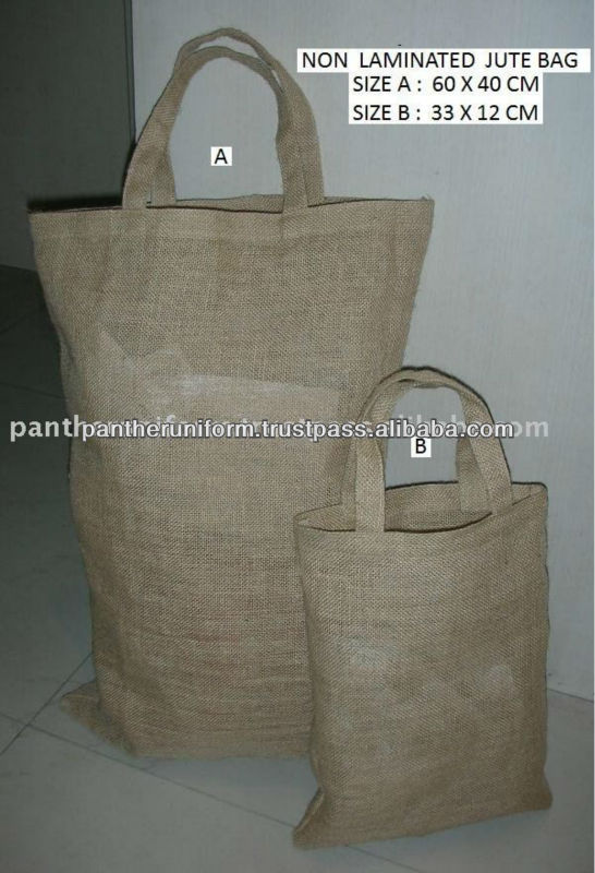 Reclycled natural cotton grocery bag