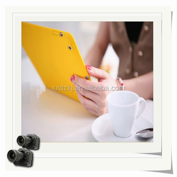 Eco-Friendly New Protective Silicon Case For iPad mini 2