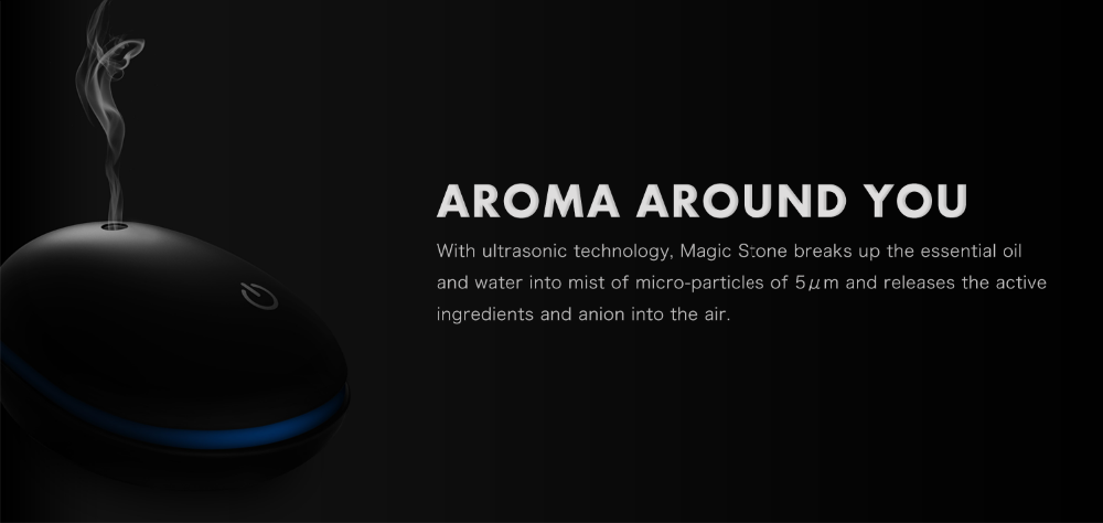 Wholesale Environment-friendly Ultransmit Ultrasonic Electric Aroma Stone