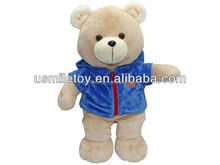 Christmas gift sublimation teddy bear