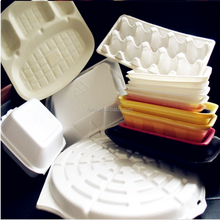 ps foam disposable lunch box making machine /automatic ps foam thermoforming machine
