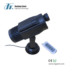Waterproof outdoor rotate advertising logo spotlight projector light