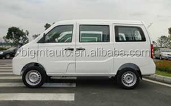 China 15 Seats Passenger Van for Sale