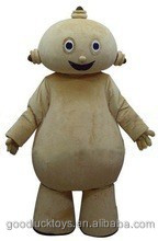 cartoon character mascot costume makka pakka adults fur costume