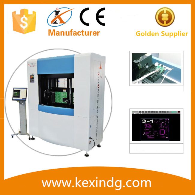 KX1000 PCB Flying-Probe Tester High Speed Flying Probe Testing Machine
