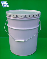 20L round packaging Good storage Reliably Sealing tin barrel