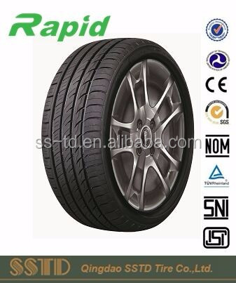 Rapid Tire P609 UHP Tire Chinese Car Tires Prices